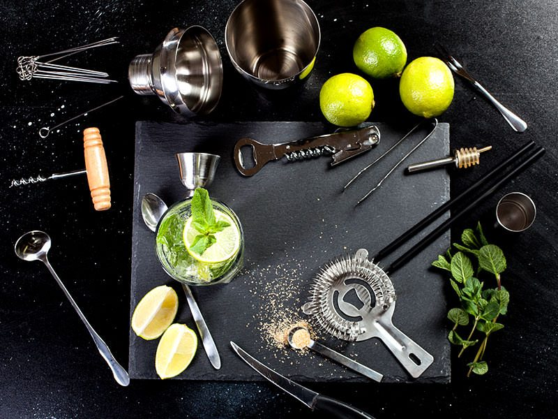 Set the Bar High At Home With The Best Barware Sets