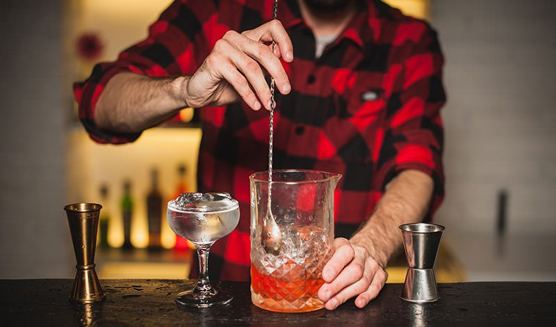 Mix It With The Best Bar Spoon For Cocktails At Your Home Bar